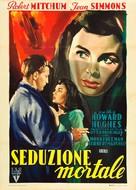 Angel Face - Italian Movie Poster (xs thumbnail)