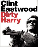 Dirty Harry - Blu-Ray movie cover (xs thumbnail)