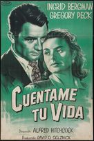 Spellbound - Argentinian Movie Poster (xs thumbnail)