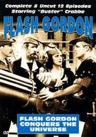Flash Gordon Conquers the Universe - DVD movie cover (xs thumbnail)