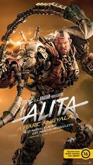 Alita: Battle Angel - Hungarian Movie Poster (xs thumbnail)