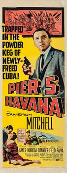 Pier 5, Havana - Movie Poster (xs thumbnail)