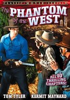 The Phantom of the West - DVD cover (xs thumbnail)