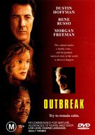 Outbreak - Australian DVD movie cover (xs thumbnail)