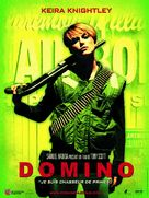 Domino - French Movie Poster (xs thumbnail)