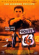 Route 666 - French DVD movie cover (xs thumbnail)
