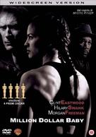 Million Dollar Baby - Italian DVD movie cover (xs thumbnail)