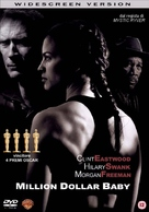 Million Dollar Baby - Italian DVD movie cover (xs thumbnail)