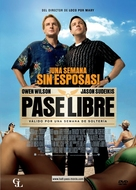 Hall Pass - Colombian DVD movie cover (xs thumbnail)