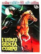 Curse of the Undead - Italian Movie Poster (xs thumbnail)