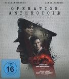 Anthropoid - German Blu-Ray movie cover (xs thumbnail)