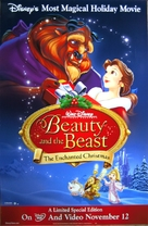 Beauty And The Beast 2 - Video release poster (xs thumbnail)