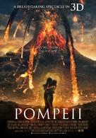 Pompeii - Belgian Movie Poster (xs thumbnail)