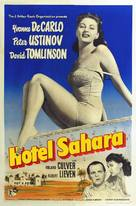 Hotel Sahara - British Movie Poster (xs thumbnail)
