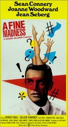 A Fine Madness - Movie Poster (xs thumbnail)