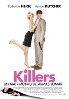 Killers - Spanish Movie Poster (xs thumbnail)