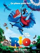 Rio - French Movie Poster (xs thumbnail)