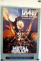 Heavy Metal - Belgian Movie Poster (xs thumbnail)