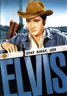 Stay Away, Joe - DVD cover (xs thumbnail)
