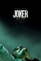 Joker - Czech Movie Poster (xs thumbnail)