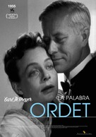 Ordet - Spanish Movie Poster (xs thumbnail)
