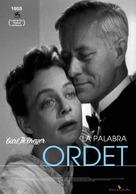 Ordet - Spanish Movie Poster (xs thumbnail)