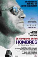 In the Company of Men - Spanish Movie Poster (xs thumbnail)