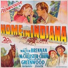Home in Indiana - Movie Poster (xs thumbnail)