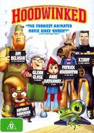 Hoodwinked! - Australian DVD cover (xs thumbnail)