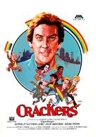 Crackers - Spanish Movie Poster (xs thumbnail)