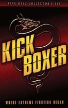Kickboxer - DVD cover (xs thumbnail)