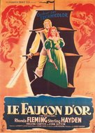 The Golden Hawk - French Movie Poster (xs thumbnail)