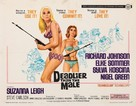 Deadlier Than the Male - Movie Poster (xs thumbnail)