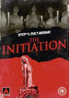 The Initiation - British DVD cover (xs thumbnail)