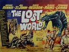 The Lost World - British Movie Poster (xs thumbnail)