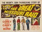 The Great Missouri Raid - Movie Poster (xs thumbnail)