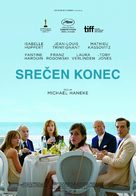 Happy End - Slovenian Movie Poster (xs thumbnail)