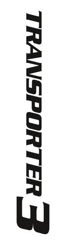Transporter 3 - French Logo (xs thumbnail)