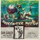 Underwater Warrior - Movie Poster (xs thumbnail)