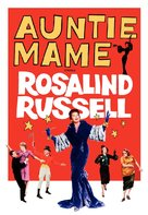 Auntie Mame - DVD movie cover (xs thumbnail)