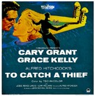 To Catch a Thief - Movie Poster (xs thumbnail)