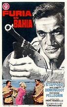 Furia à Bahia pour OSS 117 - Spanish Movie Poster (xs thumbnail)