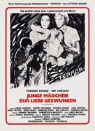 La settima donna - German Movie Poster (xs thumbnail)