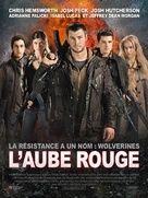 Red Dawn - French Movie Cover (xs thumbnail)