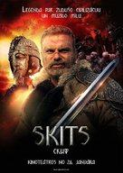 The Scythian - Latvian Movie Poster (xs thumbnail)