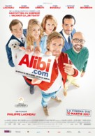 Alibi.com - Romanian Movie Poster (xs thumbnail)