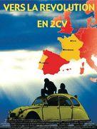 Alla rivoluzione sulla due cavalli - French poster (xs thumbnail)