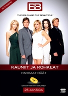 """The Bold and the Beautiful"" - Finnish Movie Cover (xs thumbnail)"