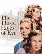 The Three Faces of Eve - Blu-Ray cover (xs thumbnail)