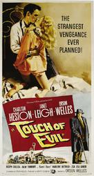Touch of Evil - Movie Poster (xs thumbnail)